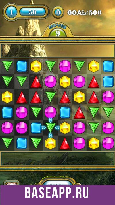 Драгоценные Камни Jewels Saga