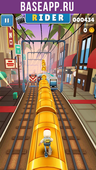 Subway Surfers 1.11.0 Android Скачать
