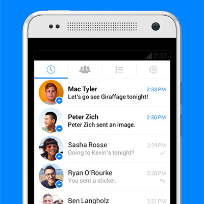 Facebook Messenger for Android Free