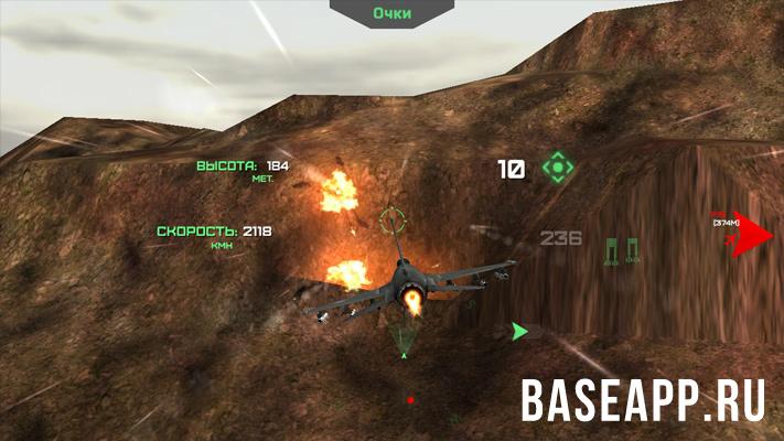 Modern Warplanes: потрясный геймплей и графика