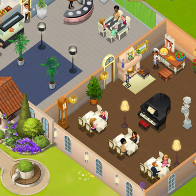 Restaurant City for Android Free