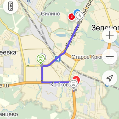 Yandex Bus for Android Free