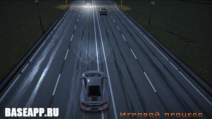 Highway Traffic Driver: реалистичная физика, освещение и звук!